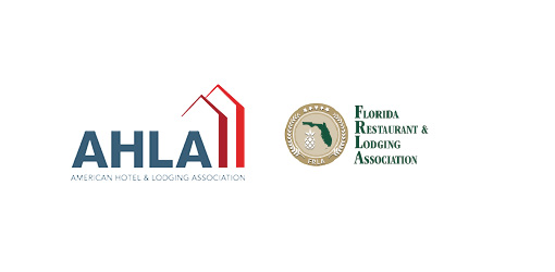 We are members of the American Hotel and Lodging Association as well as the Florida Restaurant and Lodging Association.